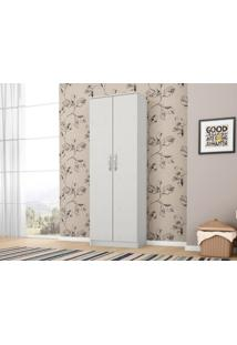 Sapateira Com 2 Portas Golden Branco Textil - Demobile