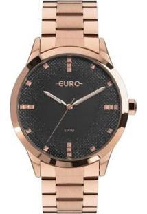 Relógio Euro Glitter Fever Feminino - Feminino