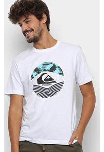 Camiseta Quiksilver Bas Stomped On - Masculina - Masculino
