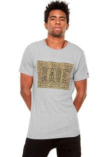 Camiseta Fiveblu Rage Cinza