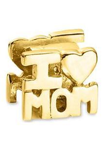 Pingente Life I Love Mom