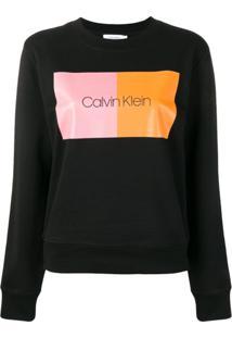 76a13a8b1e3df Suéter Calvin Klein Preto feminino   Gostei e agora