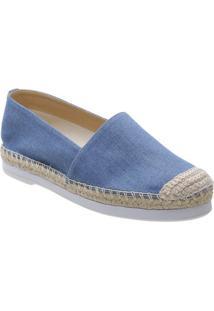 Alpargata Jeans- Azul Claro & Bege Claroschutz
