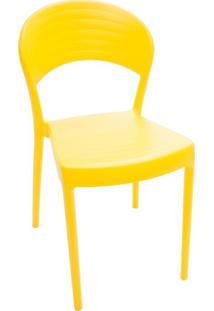 Cadeira Sissi Amarelo