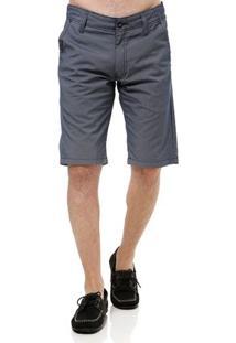 Bermuda Jeans Masculina Fatal Azul