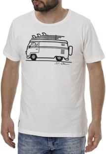 Camiseta Manga Curta No Stress Masculina - Masculino
