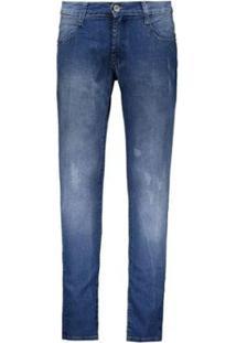Calça Jeans Fatal Skinny Masculina - Masculino