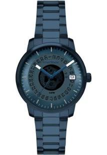Relógio Mormaii Maui Feminino - Feminino-Azul