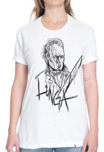 Lunga #Bacurau - Camiseta Basicona Unissex