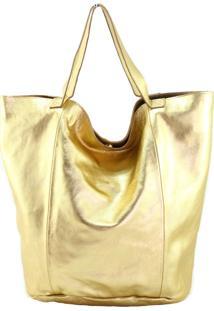 Bolsa Yasrro Mirela Dourada
