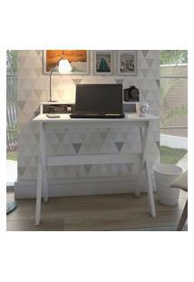 Mesa Escrivaninha Artany Itália Home Office 3 Nichos