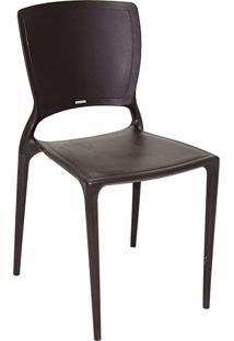 Cadeira Sofia Marrom -Tramontina