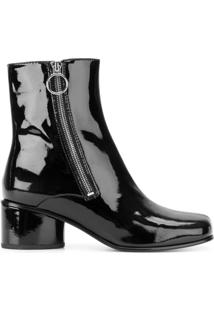 Marc Jacobs Ankle Boot - Preto