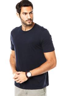 Camiseta Vr Básica Azul Marinho