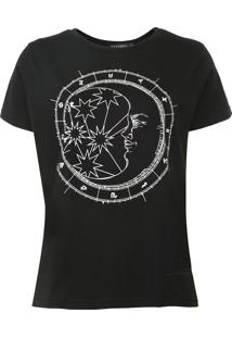 Camiseta Fiveblu Signos Preta