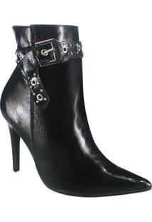 Bota Feminina Ankle Boot Via Marte