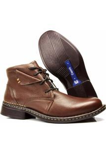 Bota Boot Alcalay Couro - Masculino