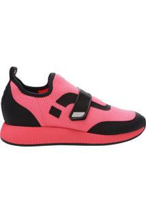 Tênis Five Neo Fluor Pink   Fiever