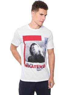 Camiseta John John Tear Us Apart Branca