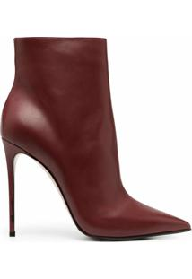 Le Silla Ankle Boot Eva - Vermelho