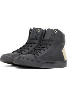 Tênis Sneaker K3 Fitness Evolution Preto