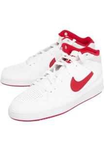 Tênis Nike Sportswear Priority Mid Branco