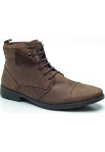 Bota Masculina Low Rider - Chocolate - Masculino-Marrom