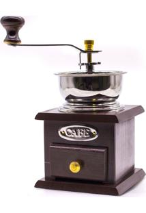Mini Moedor Manual De Café Gt59-B Lorben