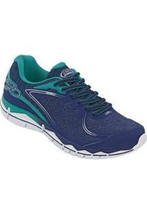 3a441247834 Tênis Azul Marinho Tom Claro feminino