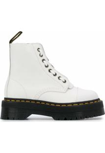 Dr. Martens Ankle Boot Sinclair - Branco