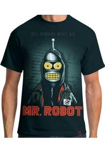 Camiseta Mr. Robot