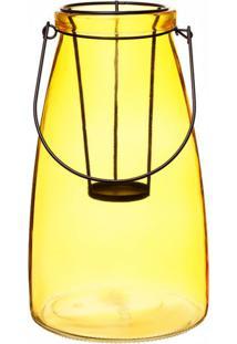 Porta-Vela Vitry Amarela