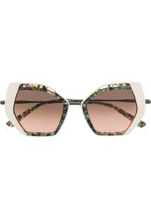 Etnia Barcelona Sahara Sunglasses - Verde