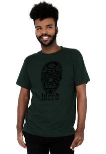 Camiseta Bleed American Los Muertos Musgo