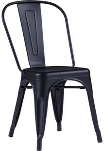 Cadeira Iron Preta