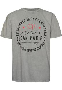 Camiseta Ocean Pacific The Original Masculina - Masculino