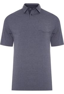 Camiseta Masculina Scramble Polo - Cinza