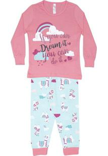"Pijama "" If You Can Dream It You Can Do It"". - Rosa Clarmalwee"