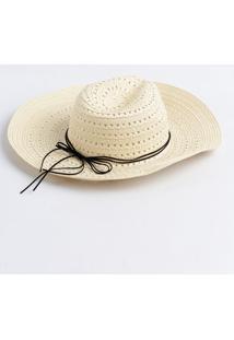 Chapéu Feminino Laço Marisa