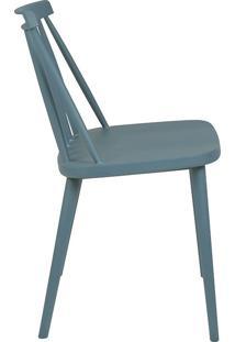 Cadeira Helô Azul Niagara