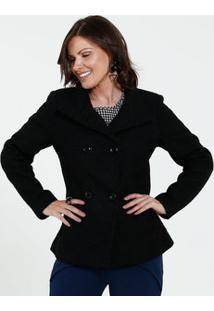Casaco Feminino Tweed Marisa