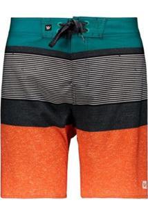 Bermuda Hang Loose Stripe Masculina - Masculino