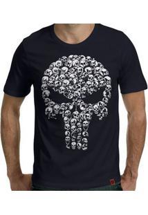 Camiseta Caveiras Justiceiras