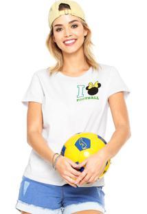 Blusa Cativa Brasil Branca