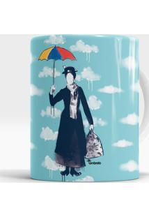 Caneca Ombrelo Poppins