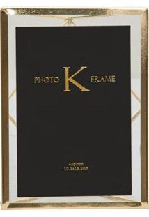Porta-Retrato Key Gold P