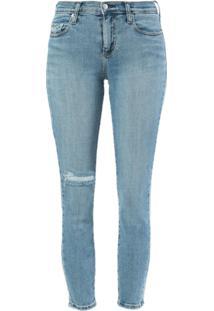 Nobody Denim Calça Jeans Geo Skinny Ankle - Azul