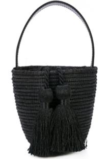 Cesta Collective Classic Bucket Bag - Preto
