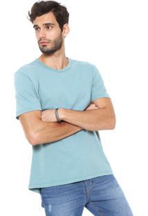 Camiseta Hering Comfort Verde