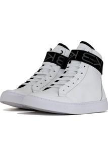 Tênis Sneaker K3 Fitness Six Branco
